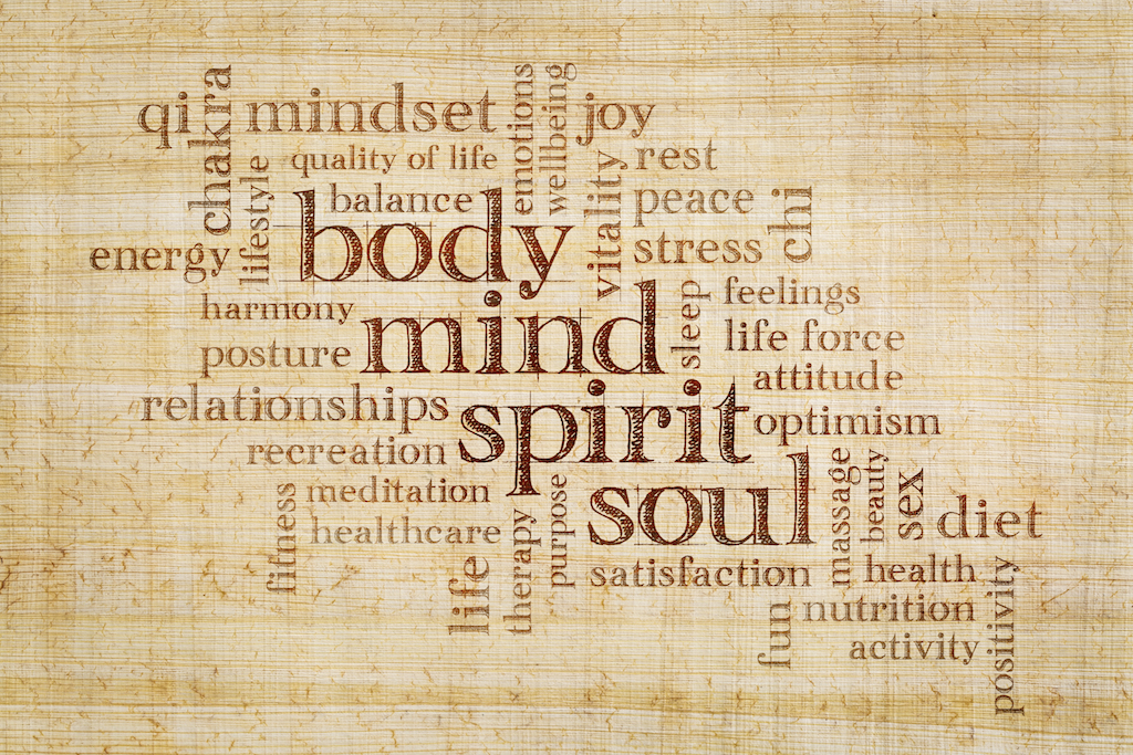 Holistic Therapies for the Mind, Body & Spirit