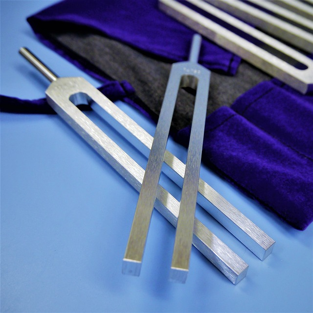 Tuning Fork Sound Therapy